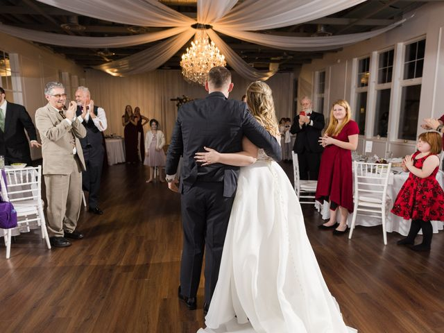 Sawyer  and Brianna 's Wedding in Virginia Beach, Virginia 10