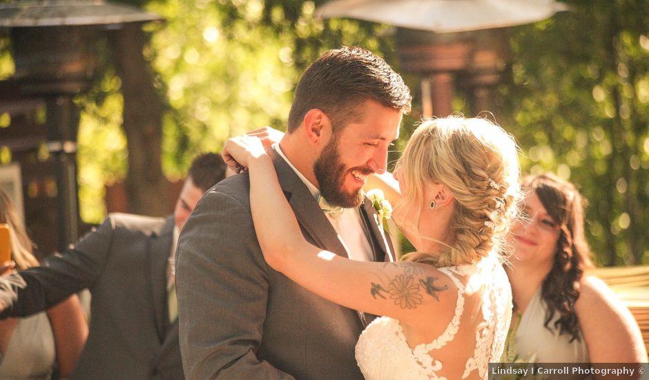Alex and Melissa's Wedding in Incline Village, Nevada