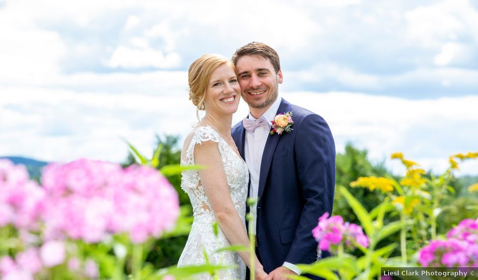 Alex and Halli's Wedding in Wilton, New Hampshire