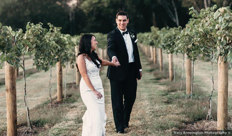 Samantha and Zach's Wedding in Gallatin, Tennessee