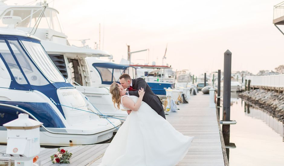 Sawyer  and Brianna 's Wedding in Virginia Beach, Virginia