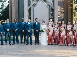 The wedding of Shervin and Linh 1