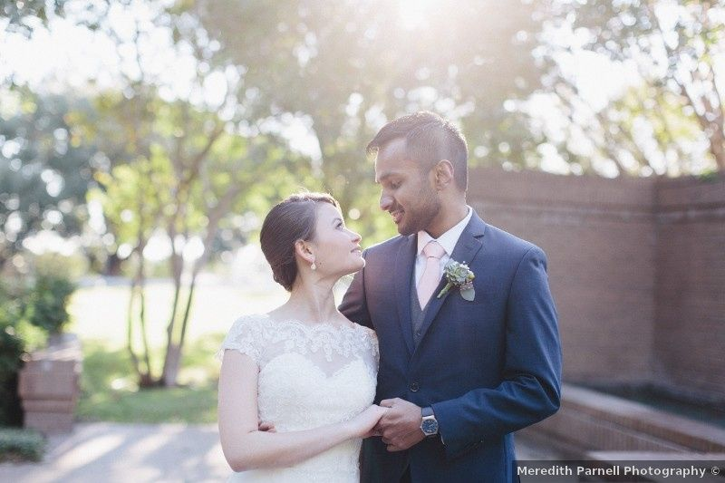 Real Texas Weddings: Navy Texas Depot Wedding, Wedding Real Weddings Gallery By