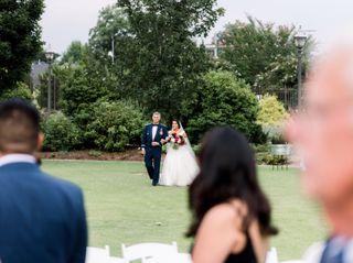 Brandan and Katherine's Wedding in Fayetteville, Arkansas 3