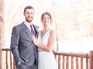 Kevin and Kirsten's Wedding in Crosslake, Minnesota 3