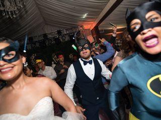 The wedding of Mayelinne and Mario 1