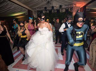 The wedding of Mayelinne and Mario 2