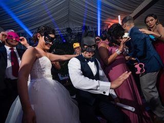 The wedding of Mayelinne and Mario 3