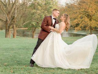 The wedding of Kayla and Tyler