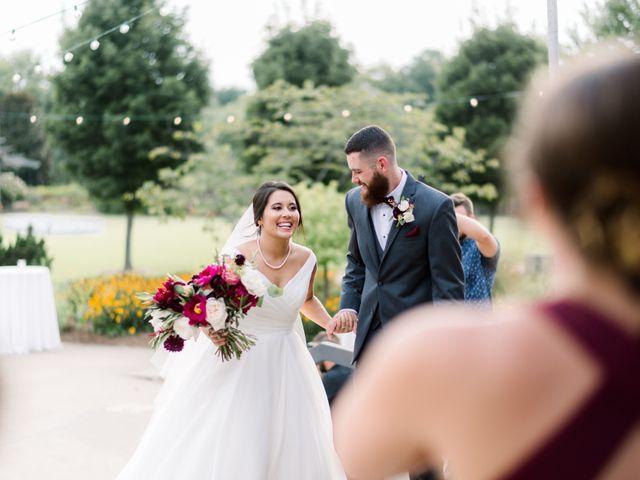 Brandan and Katherine's Wedding in Fayetteville, Arkansas 1