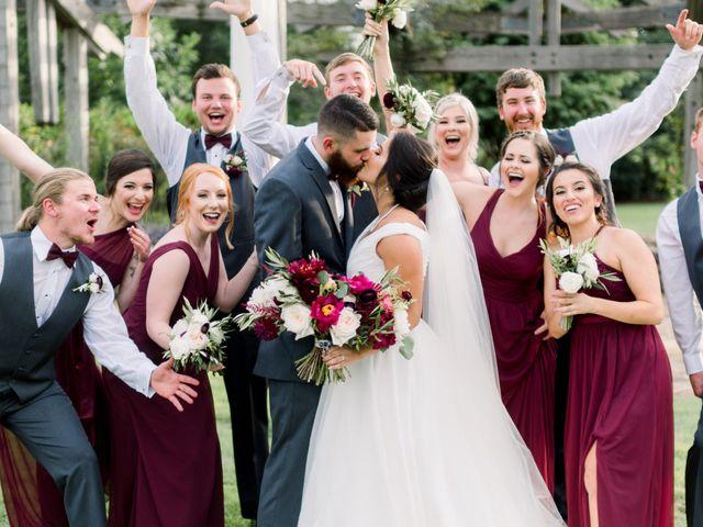 Brandan and Katherine's Wedding in Fayetteville, Arkansas 2