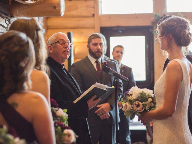 Kevin and Kirsten's Wedding in Crosslake, Minnesota 1