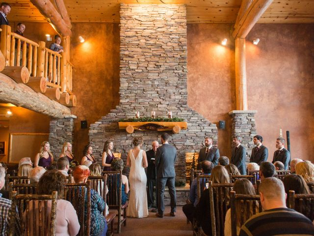 Kevin and Kirsten's Wedding in Crosslake, Minnesota 2