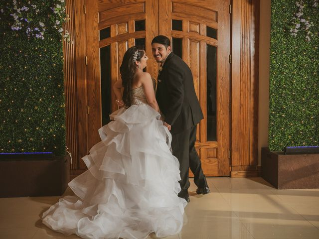 The wedding of Luis and Edlin