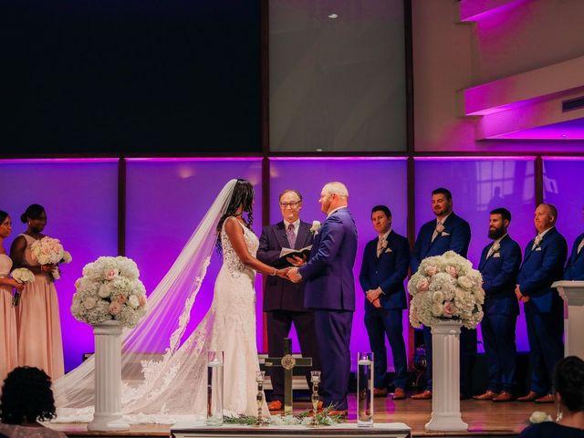 Mitchell and Samantha 's Wedding in Orlando, Florida 1