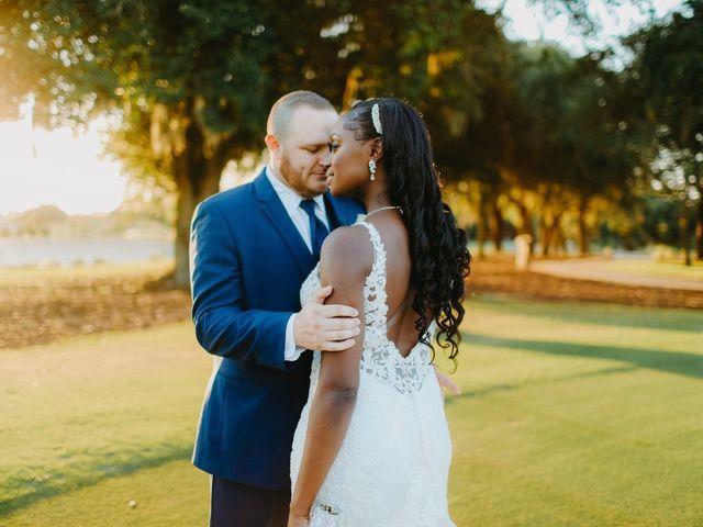 Mitchell and Samantha 's Wedding in Orlando, Florida 6