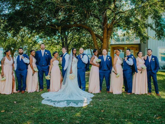 Mitchell and Samantha 's Wedding in Orlando, Florida 10