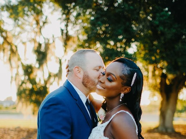 Mitchell and Samantha 's Wedding in Orlando, Florida 11