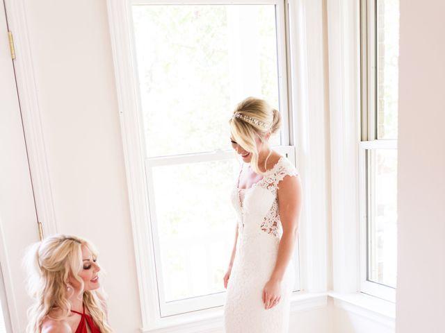 Jordan and Dallas's Wedding in Gallatin, Tennessee 9