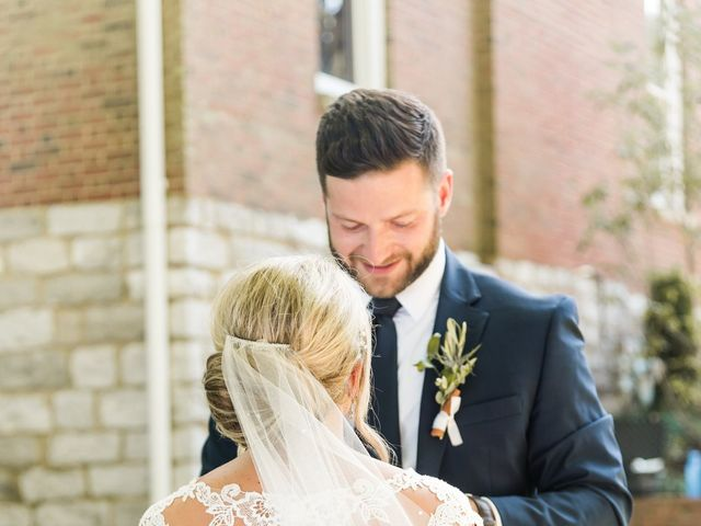Jordan and Dallas's Wedding in Gallatin, Tennessee 15