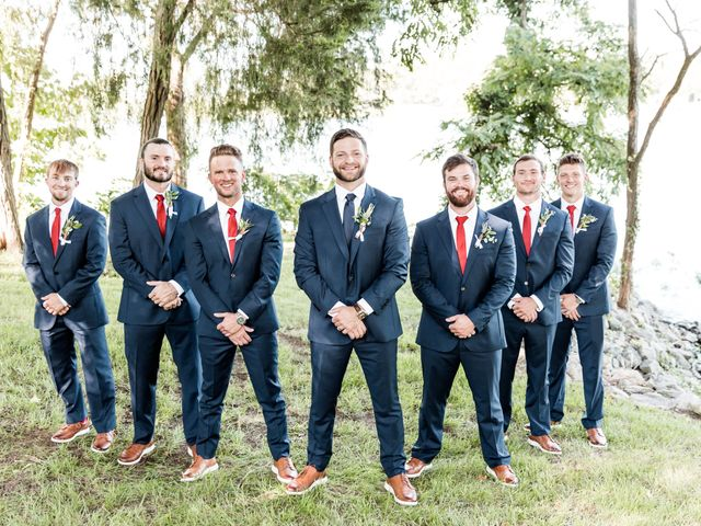 Jordan and Dallas's Wedding in Gallatin, Tennessee 21
