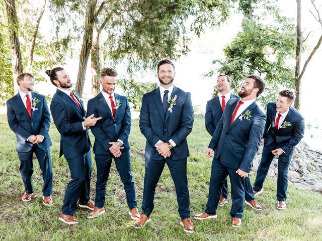 Jordan and Dallas's Wedding in Gallatin, Tennessee 25