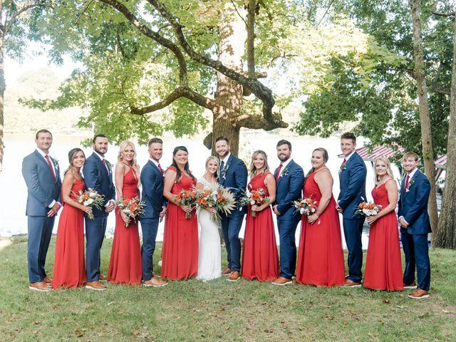 Jordan and Dallas's Wedding in Gallatin, Tennessee 26