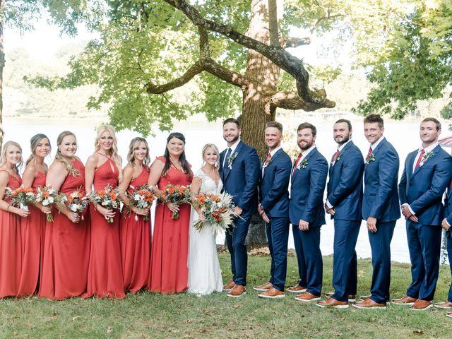 Jordan and Dallas's Wedding in Gallatin, Tennessee 27
