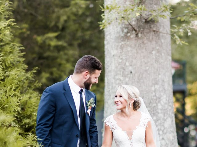 Jordan and Dallas's Wedding in Gallatin, Tennessee 54