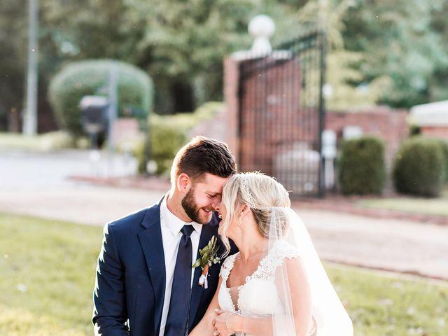 Jordan and Dallas's Wedding in Gallatin, Tennessee 57