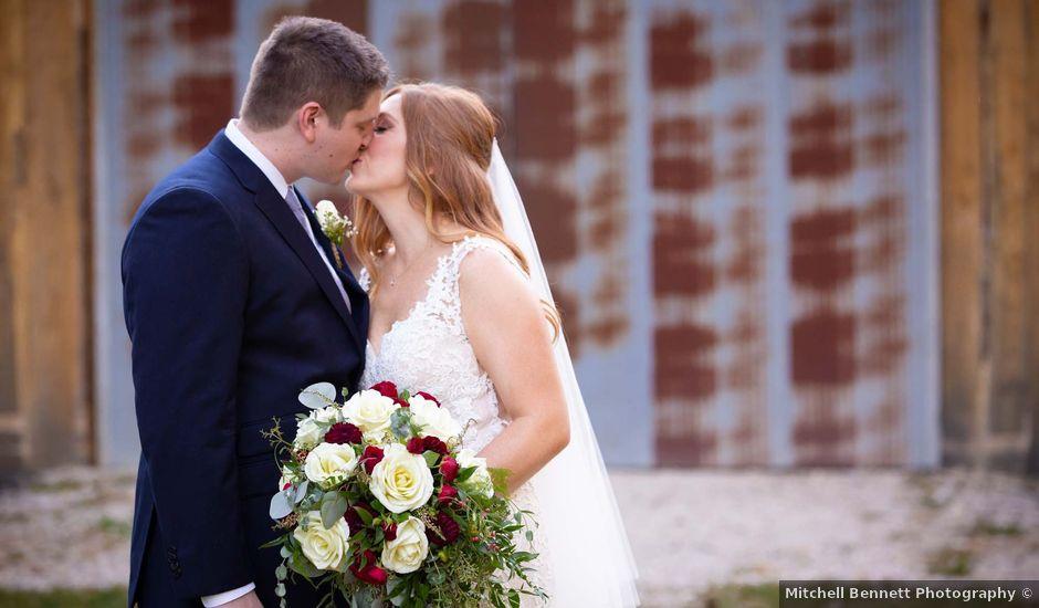 Austin and Heather's Wedding in Montreal, Missouri