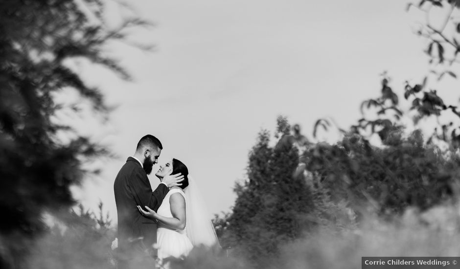 Brandan and Katherine's Wedding in Fayetteville, Arkansas