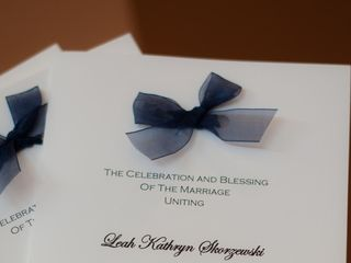 The wedding of Bobby and Leah 1