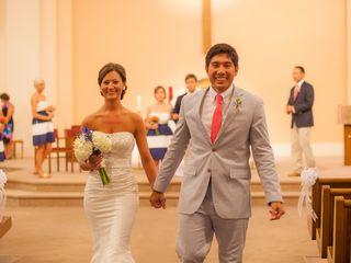 Leah and Bobby's Wedding in Charleston, South Carolina 10
