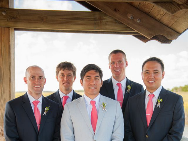 Leah and Bobby's Wedding in Charleston, South Carolina 6