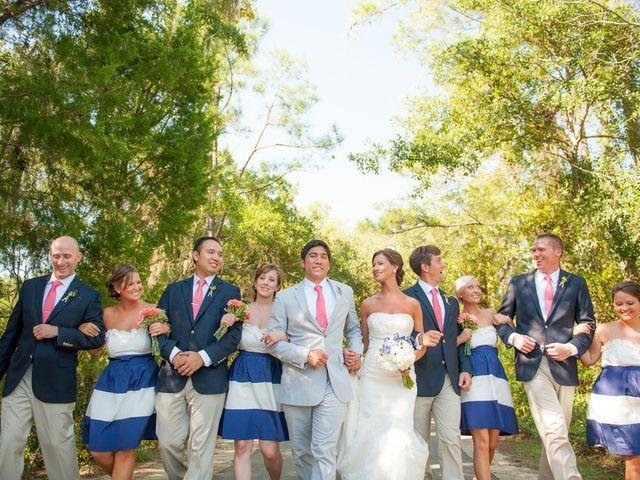 Leah and Bobby's Wedding in Charleston, South Carolina 11