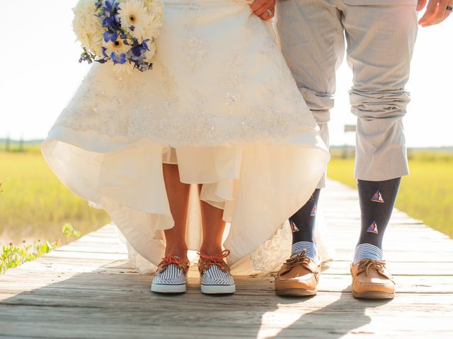Leah and Bobby's Wedding in Charleston, South Carolina 14