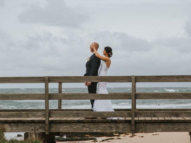 Tonya and Kieran's Wedding in Sydney, Florida 7