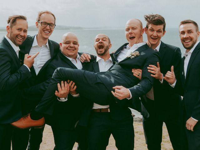 Tonya and Kieran's Wedding in Sydney, Florida 19