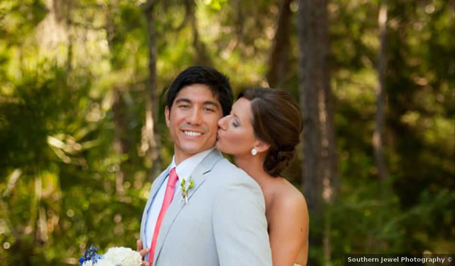Leah and Bobby's Wedding in Charleston, South Carolina