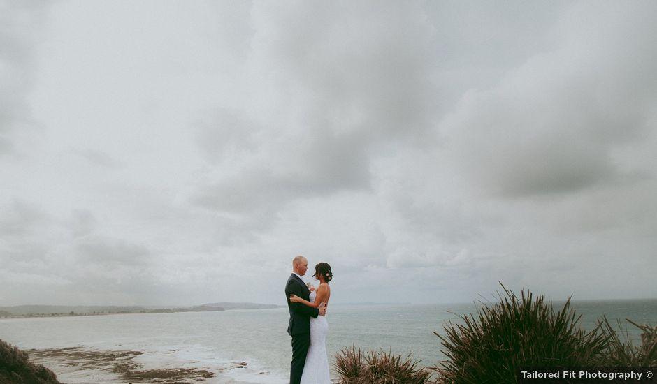Tonya and Kieran's Wedding in Sydney, Florida