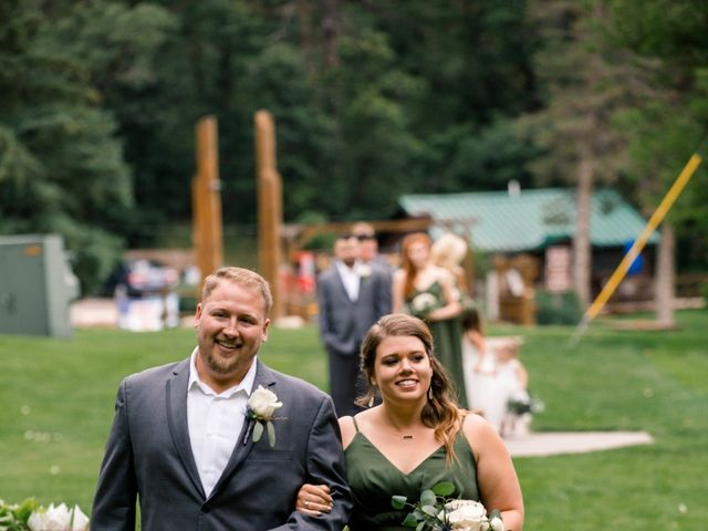 Nathan and Bree's Wedding in Spearfish, South Dakota 3