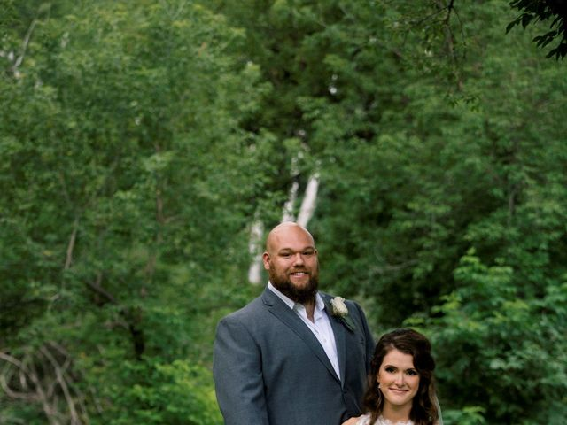 Nathan and Bree's Wedding in Spearfish, South Dakota 19