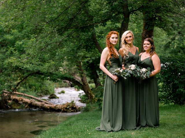 Nathan and Bree's Wedding in Spearfish, South Dakota 1
