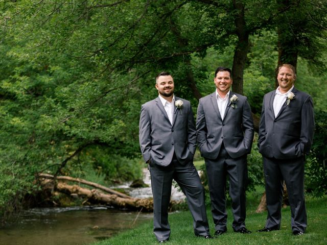 Nathan and Bree's Wedding in Spearfish, South Dakota 2