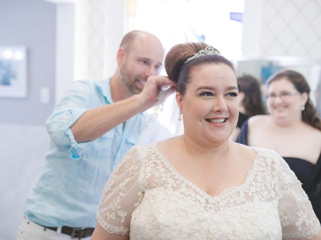 David and Holly's Wedding in Memphis, Tennessee 4