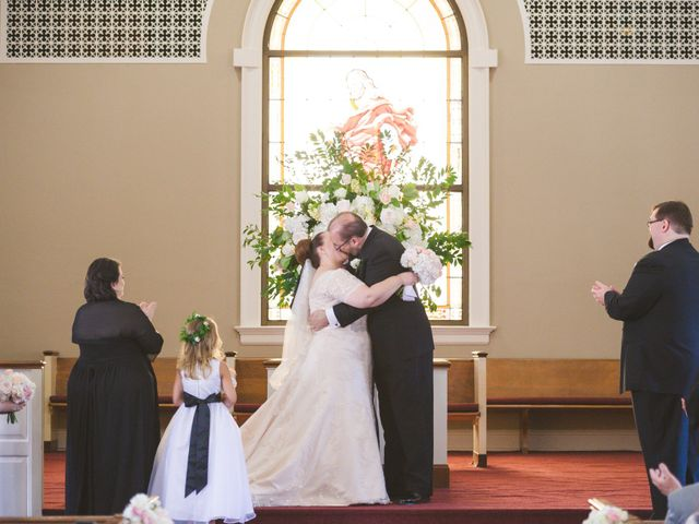 David and Holly's Wedding in Memphis, Tennessee 33
