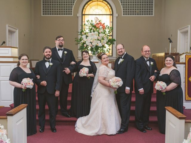 David and Holly's Wedding in Memphis, Tennessee 36