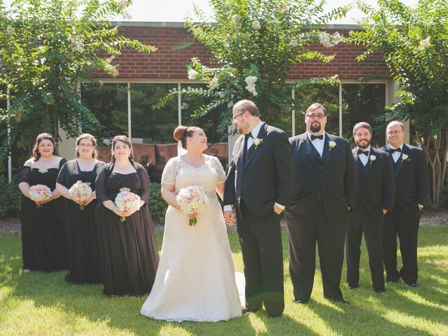 David and Holly's Wedding in Memphis, Tennessee 38