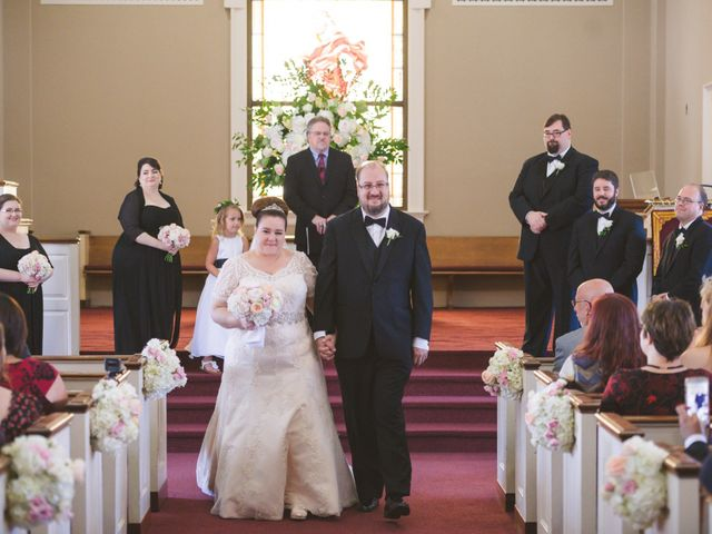 David and Holly's Wedding in Memphis, Tennessee 34